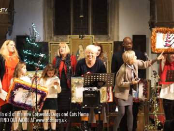 Cotswolds Christmas Carol Service with Lisa Maxwell and Friends