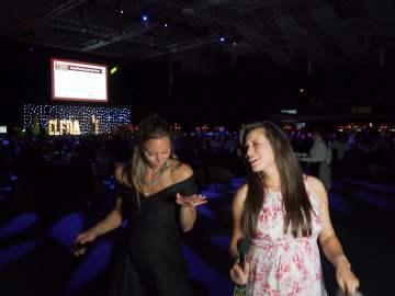 Dancing at Work