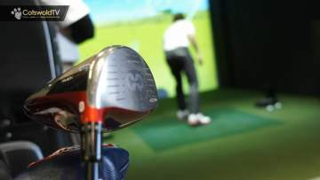 Foresight Sports GC2 Simulator at Brickhampton Golf Course