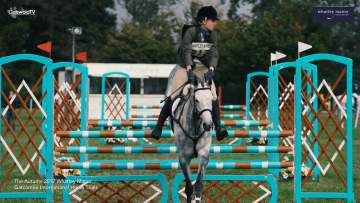 Gatcombe International Horse Trials Autumn 2017