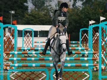 Gatcombe International Horse Trials Autumn 2017