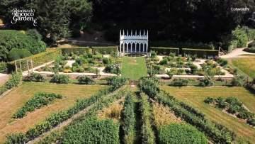 Summer at Rococo Garden