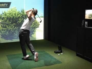 WellChild – GC2 Foresight Sports Simulator from Brickhampton Golf Course