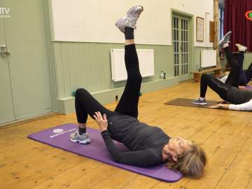 Your Community Fitness – Core & Stretch