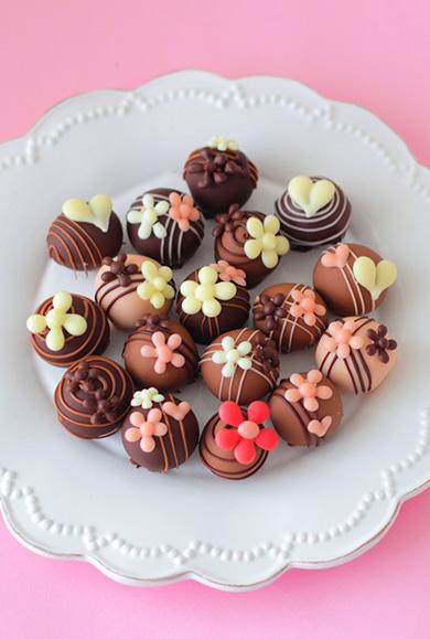 バレンタイン本命チョコは手作りで 人気の簡単に作れるチョコ ...