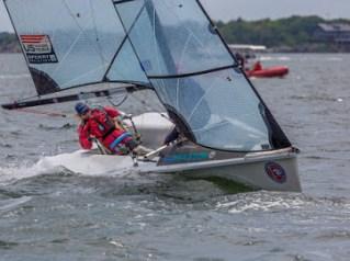 action sailing skud sm IMG_5419 credit CLagett RI Regatta-Billy Black-1
