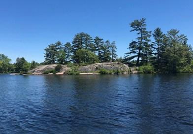 Sailing Stoney Lake with The Spirit of the Kawarthas