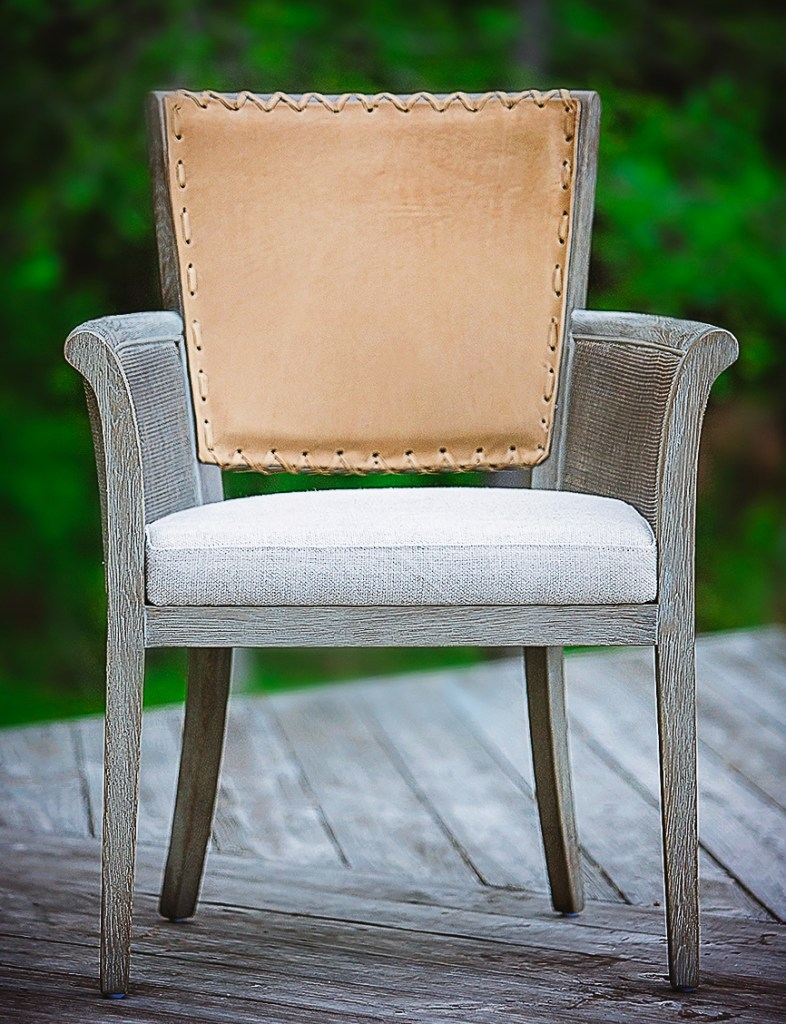 Upholstered Furniture, Harrison Chair