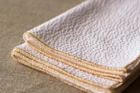 Linens, Savannah Seersucker Napkins