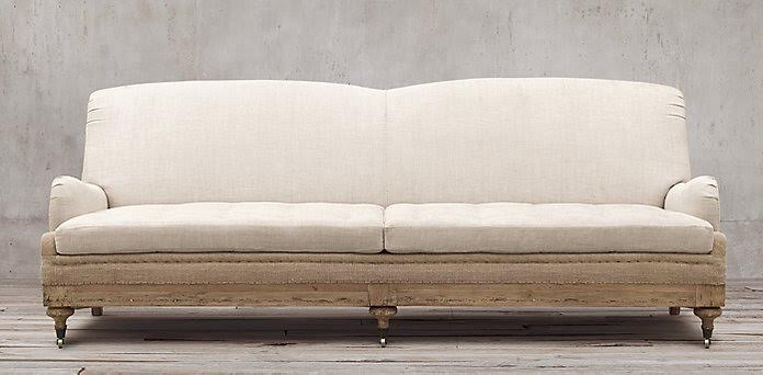 Upholstered Furniture, East Lake English Roll Arm