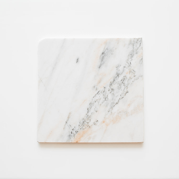 Square Marble Charger