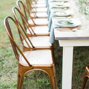 The Collection, Guest Seating