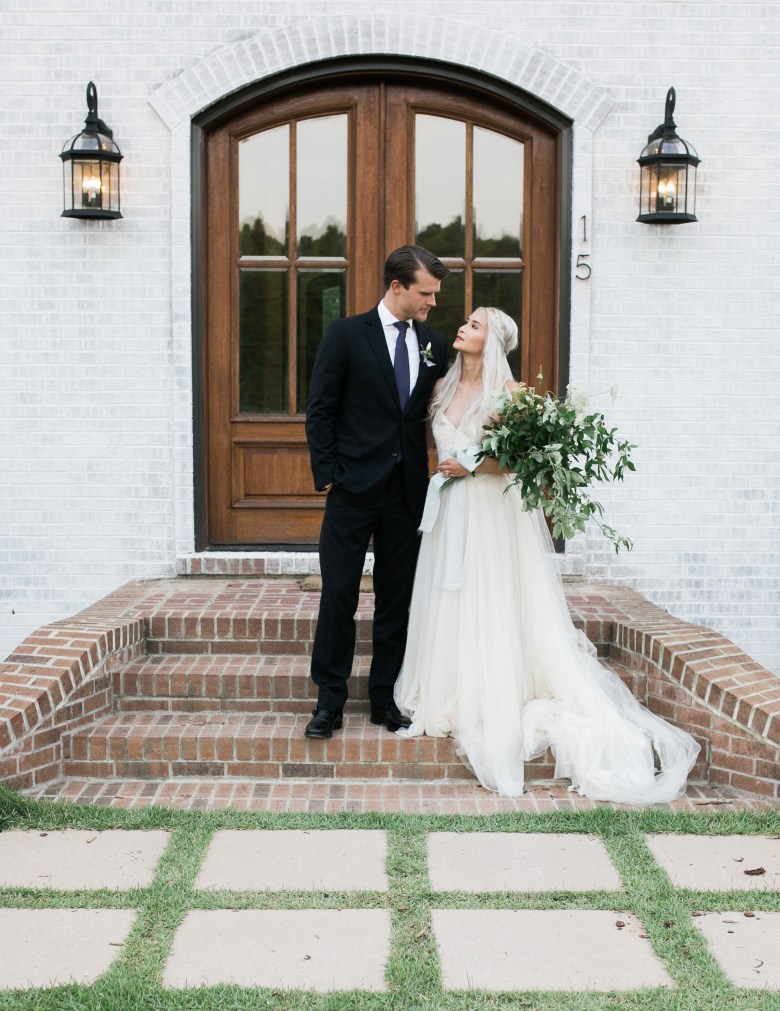 Feature on JoyWed An Intimate Affair - Wedding Couple