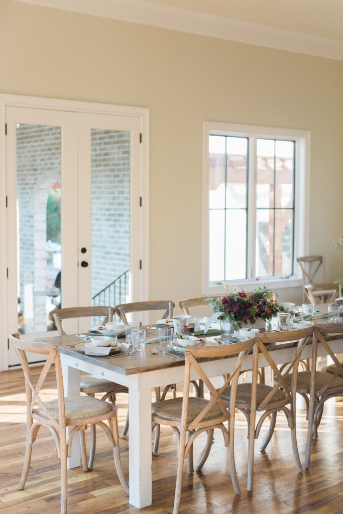 Guest Seating - Look Book, Options at Farm Table