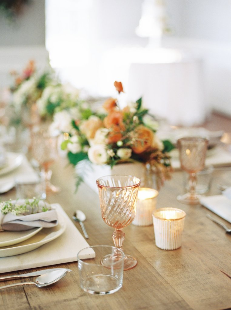 Pop up Bridal with Cottage Luxe Tableware