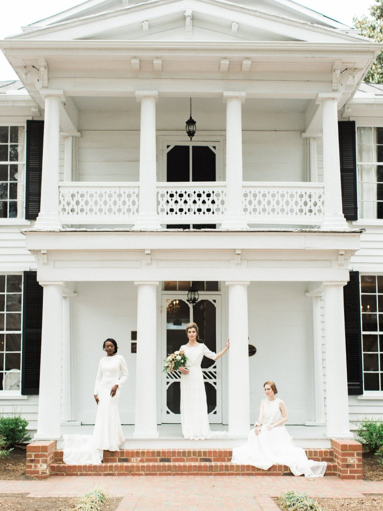Pop-Up Bridal Fitting Mims House