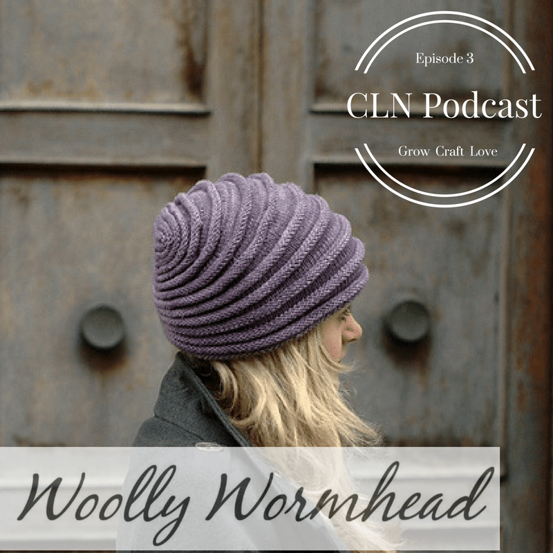 CLN Podcast Episode 3 with Woolly Wormhead