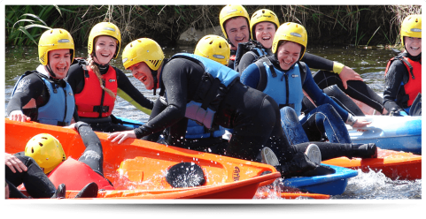 Canoes - Boyne Valley Activities