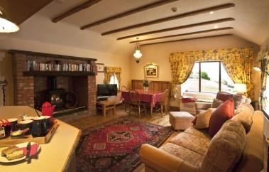 Rose Cottage living room