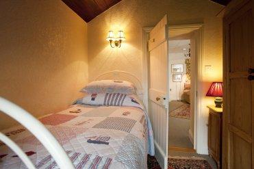 Single Bedroom at Little Orchard Cottage