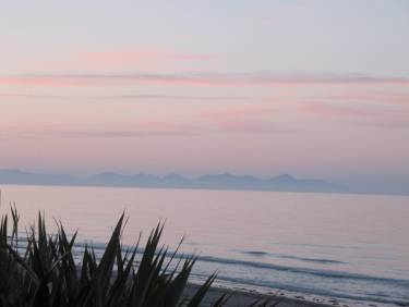 Sundown at Shore