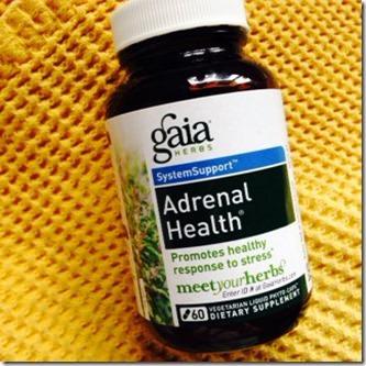 adrenal health gaia