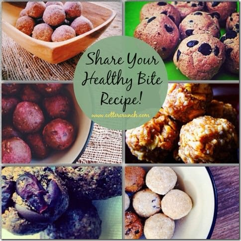 healthy bite recipe link up
