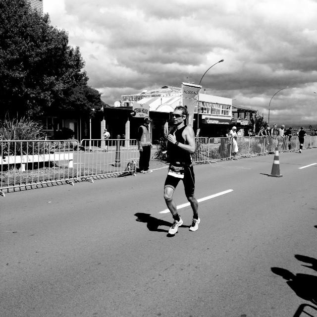 IM NZ run course