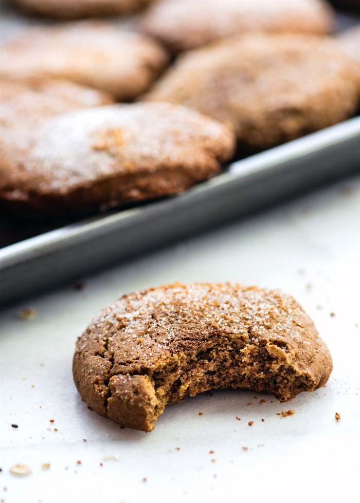 Gluten free Holiday Baking Season is upon us! These gluten free Brown Butter Snickerdoodles are a must make Christmas cookie. Simple to make, egg free, and made with real ingredients. The brown butter makes these snickerdoodle cookies extra flavorful! YUM!