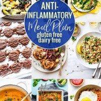 Anti-Inflammatory Meal Plan {Dairy Free, Gluten-Free Recipes & Tips}