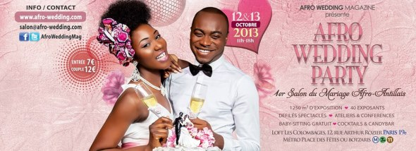 Afro Wedding FLYERS