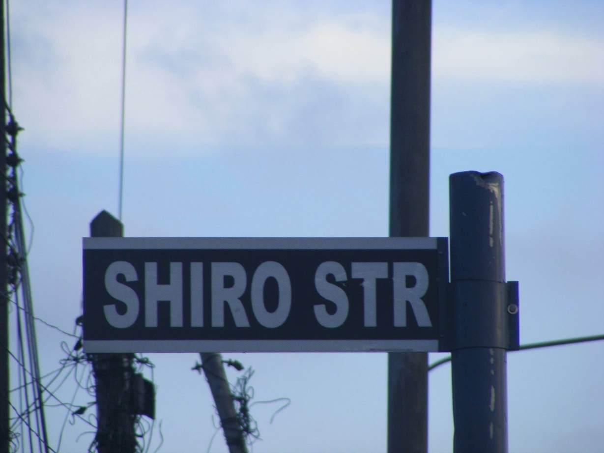 Shiro street