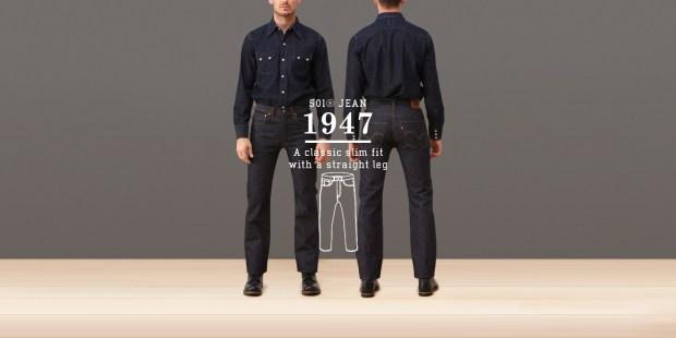 Levi's 501 1947