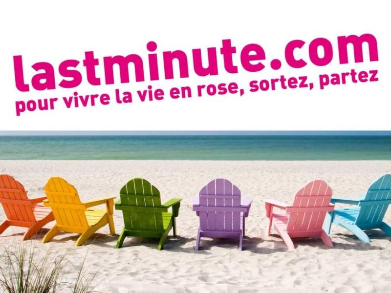 Lastminute.com le site des bons plans vacances de dernière minute