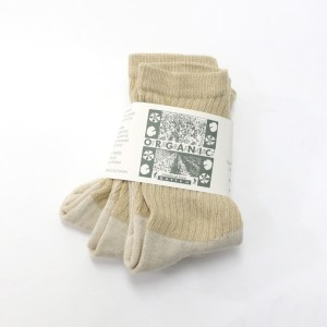 organic green socks