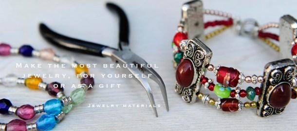 Cottonandcandles making jewelry first photo