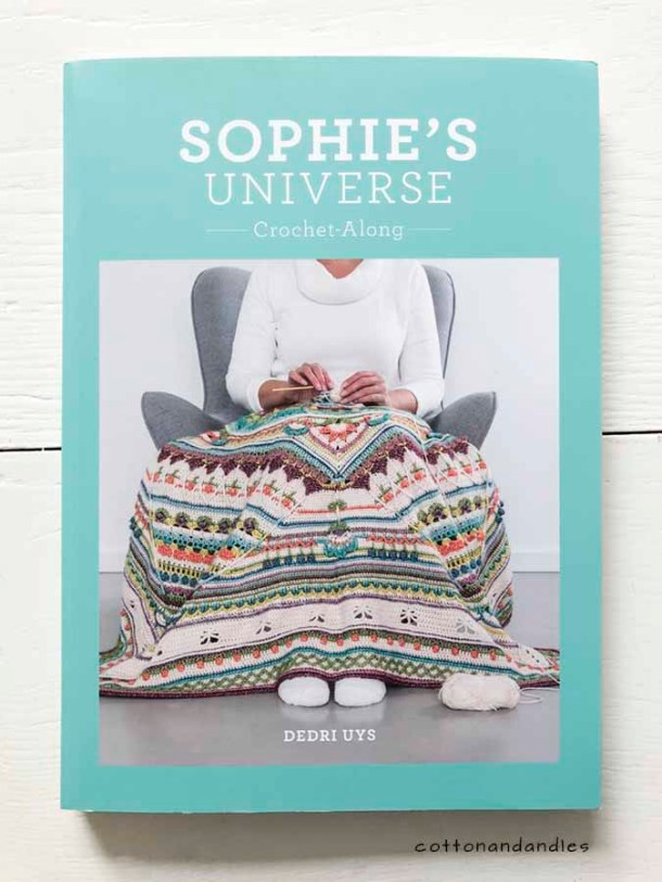 Book Sophie's Universe for project cottonandcandles