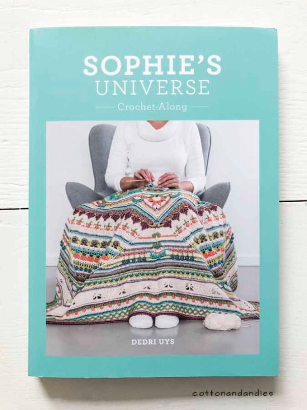 Boek Sophie's Universe voor project cottonandcandles