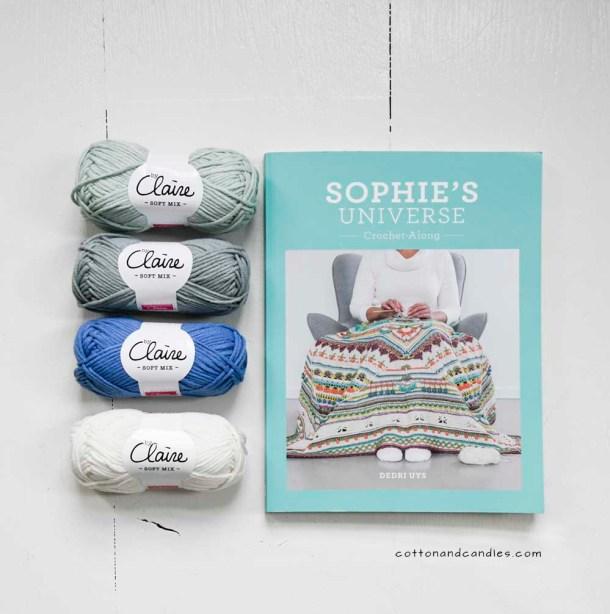 De Kleuren deel 1 Sophies Universe, Blog op Cottonandcandles.nl