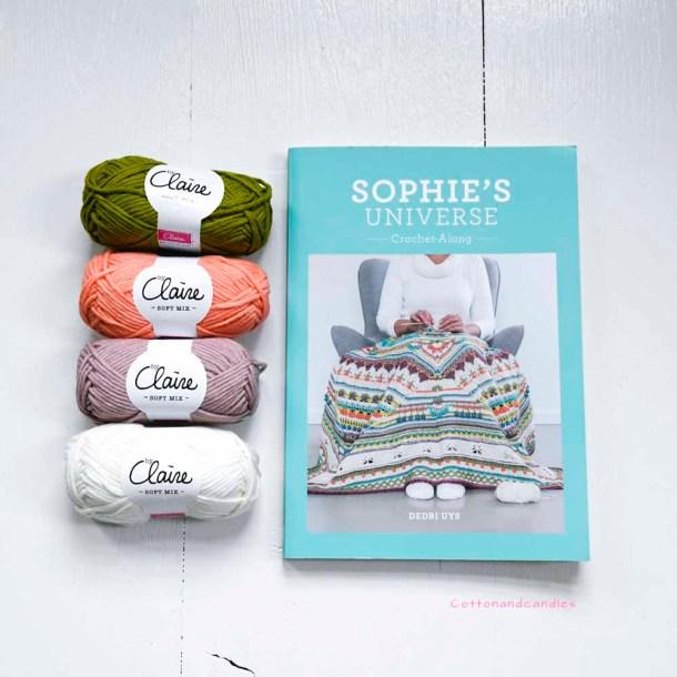 De Kleuren deel 2 Sophies Universe, Blog op cottonandcandles.nl