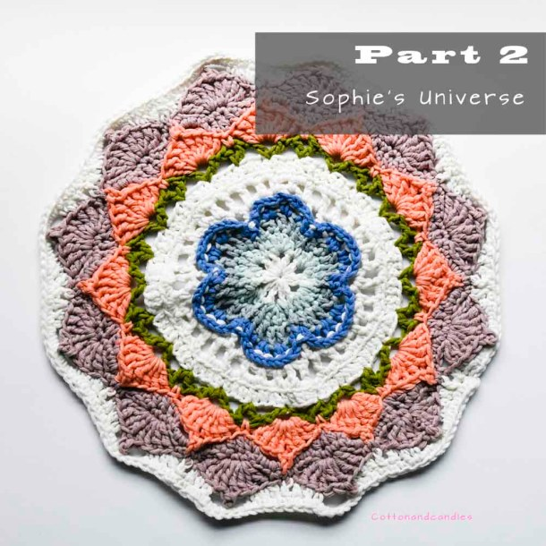 Deel 2 Sophies Universe klaar2, Blog op cottonandcandles.nl