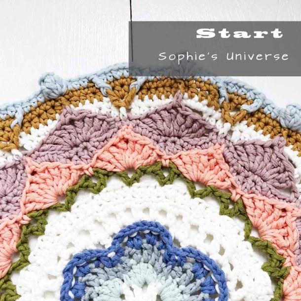 Start Sophie's Universe with Conttonandcandles.com