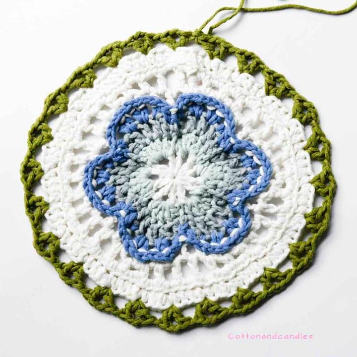 Toer 009 Sophies Universe, Blog op cottonandcandles.nl