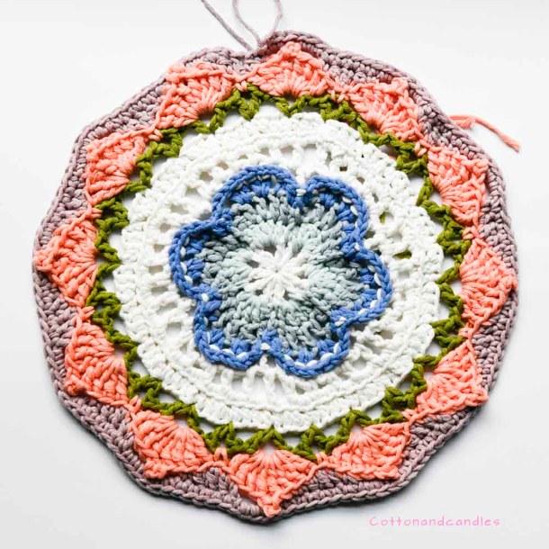 Toer 012 Sophies Universe, Blog op cottonandcandles.nl