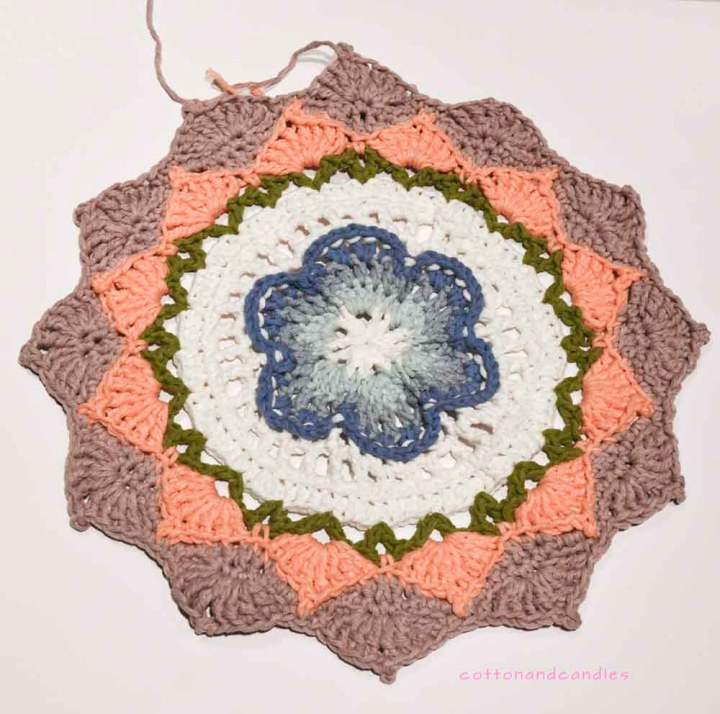 Toer 013 Sophies Universe, Blog op cottonandcandles.nl