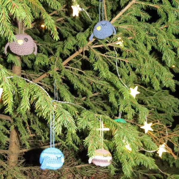 One of a kind - Lille fuglen julekule