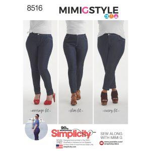 Simplicity 8516