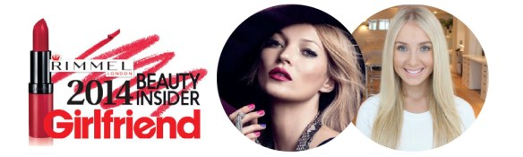 2014 Rimmel London Beauty insider