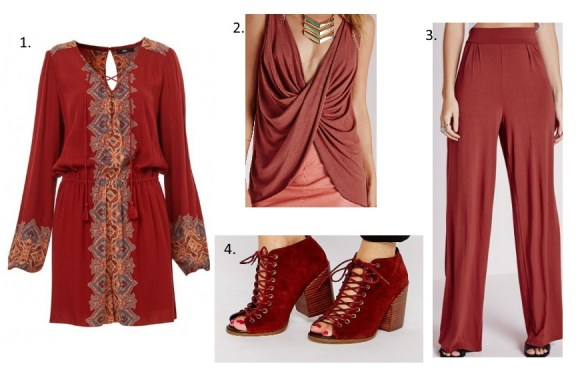 Marsala fashion