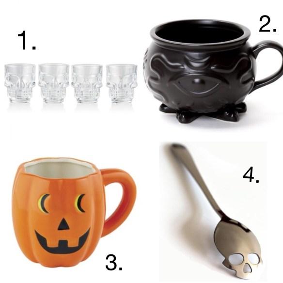 halloween homewares